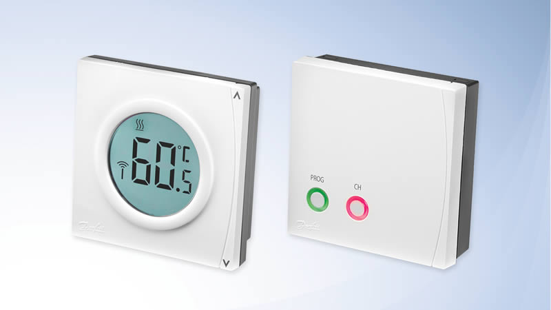 Danfoss Smart Thermostat