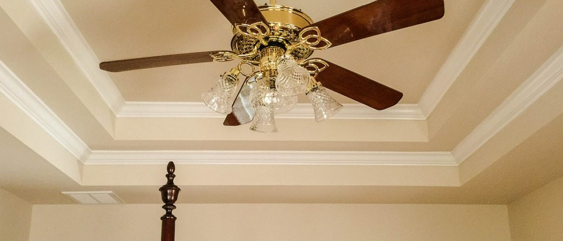 Add elegant crown molding for home improvement on a budget
