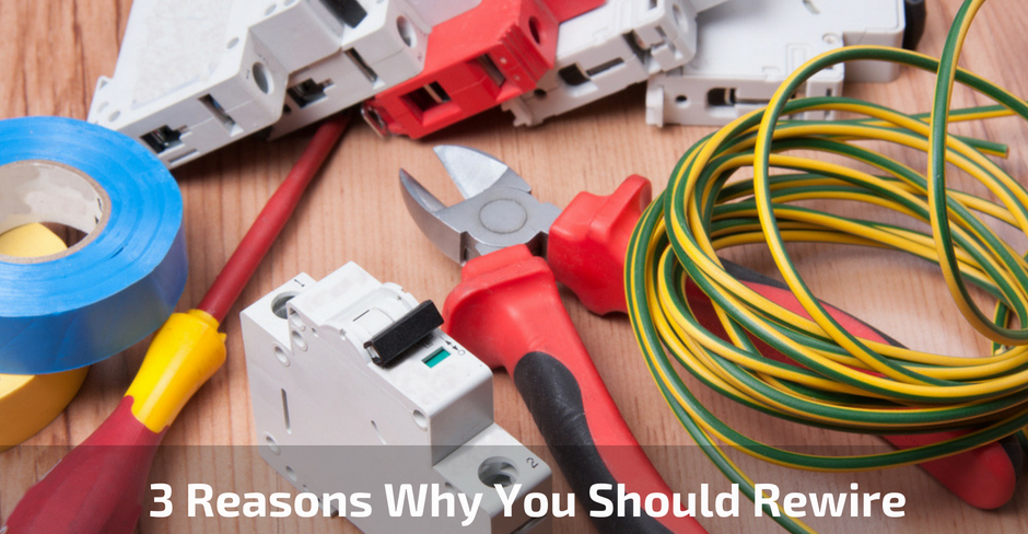 Reasons Why You Should Rewire Your Home (1)