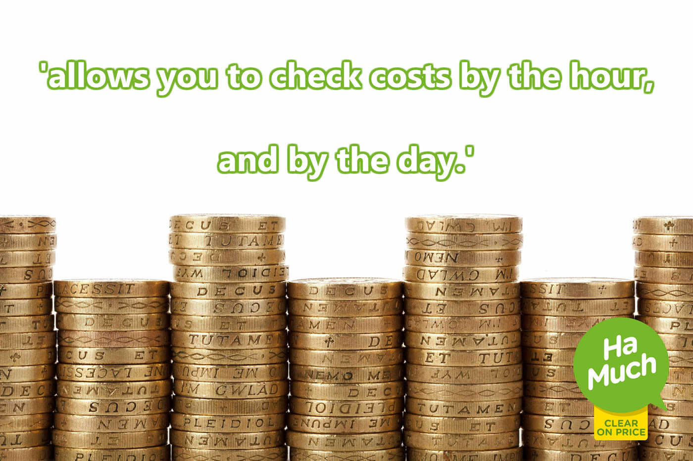Check costs