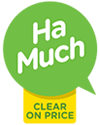 HaMuch clear on price badge