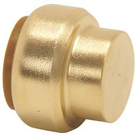 TECTITE CLASSIC PUSH-FIT STOP END 15MM
