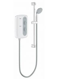 GROHE NEW TEMPESTA 100 PRESSURE STABILIZED ELECTRIC SHOWER 8.5KW