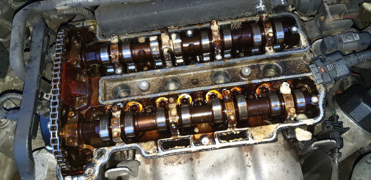 breather pipe caused this