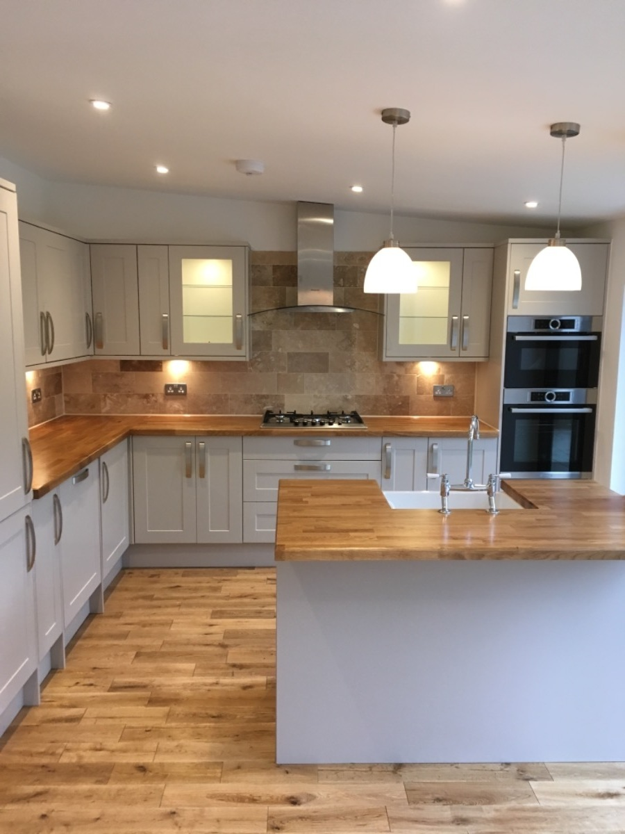 kitchen extension in watford