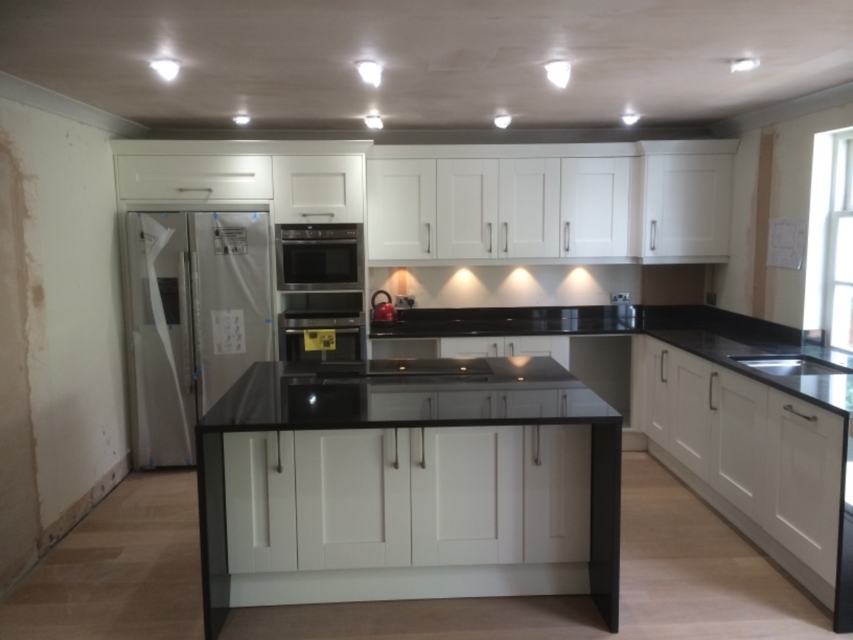kitchen in welwyn