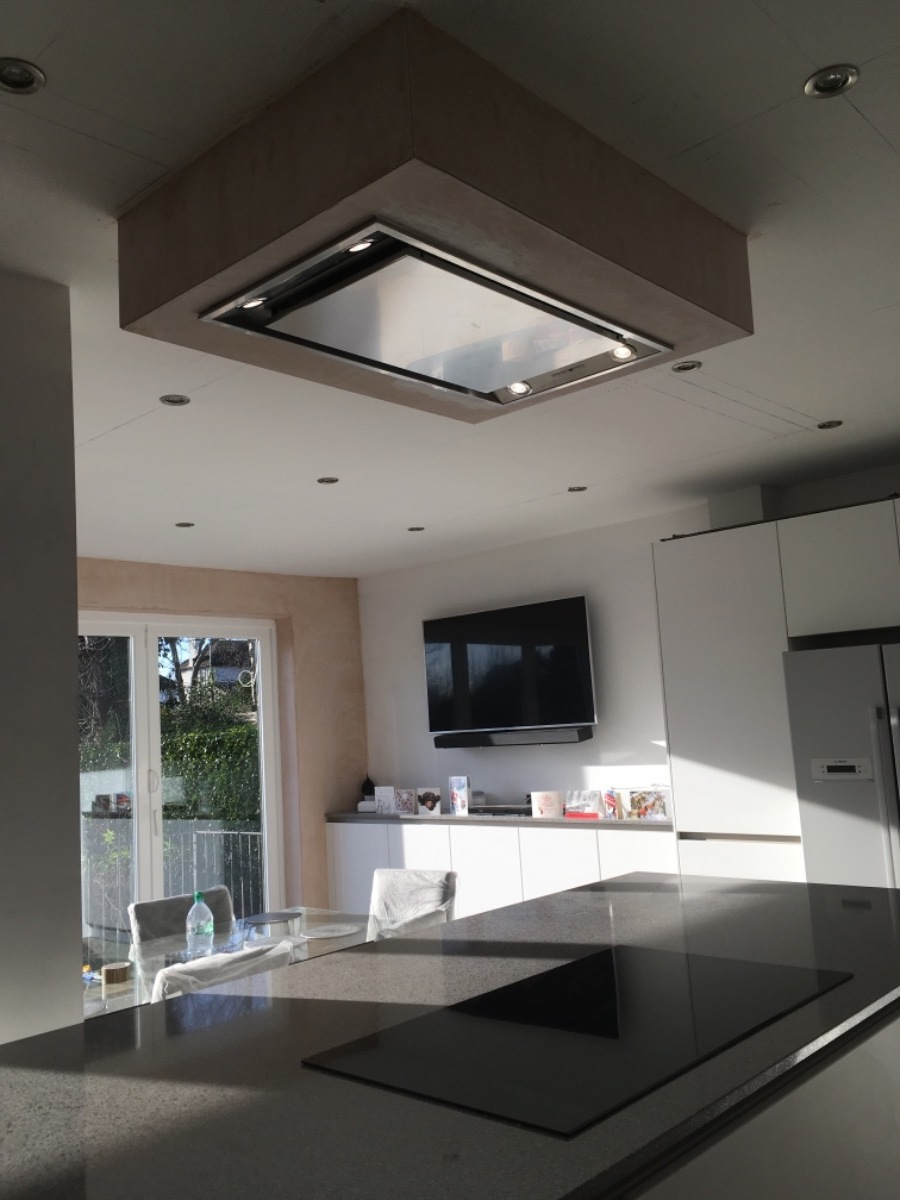 kitchen fan finished in rickmansworth