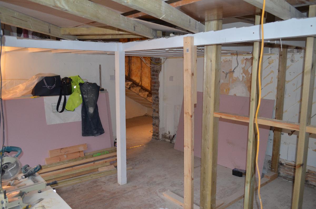 internal remodeling