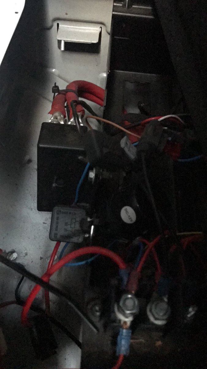 wire fault fixed