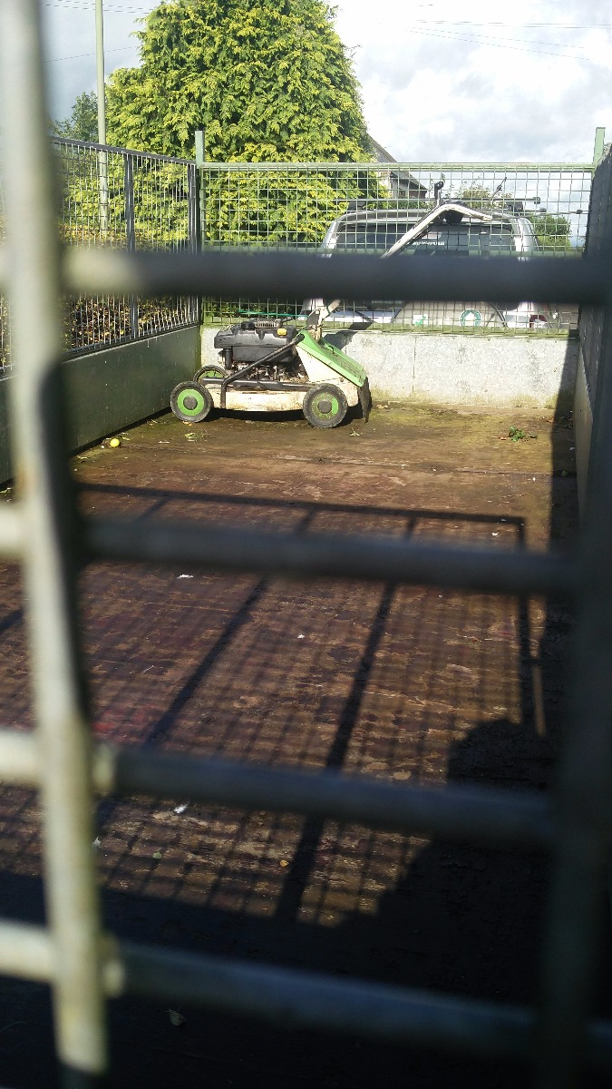 Green tree waste removal