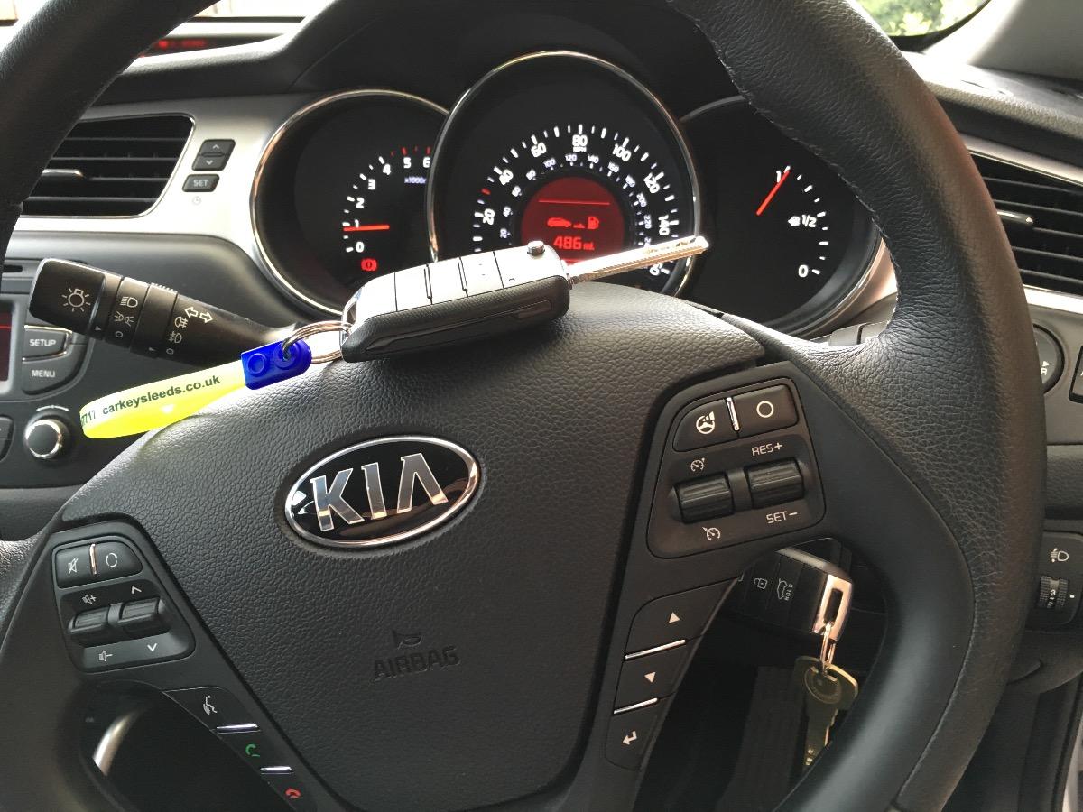 Kia lost key replaced