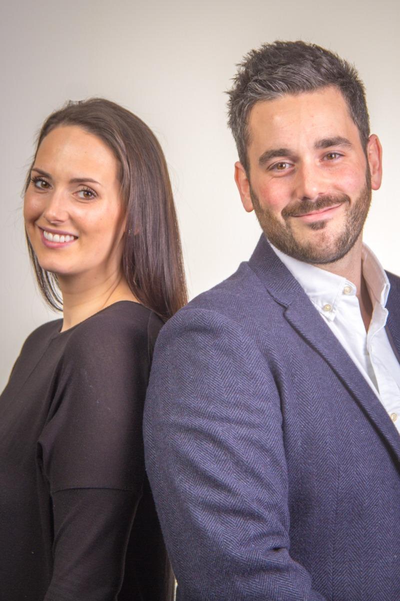 Claire & Giovanni Barreca