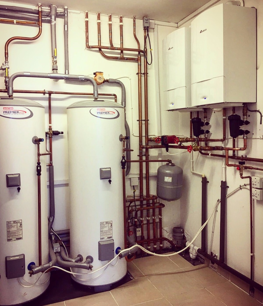 Boiler Installations, Large Residential, Surrey - www.boiler-pro.co.uk