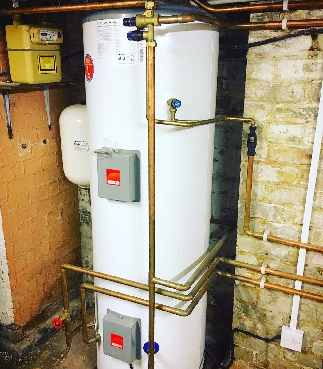 Hot Water Tanks, Surrey - www.boiler-pro.co.uk