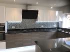 Kitchen electrical installation and lighting