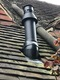 Fitting vertical flue