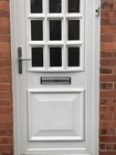 upvc door furniture upgrade