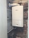 Worcester Bosch boiler installed for one off are happy customers